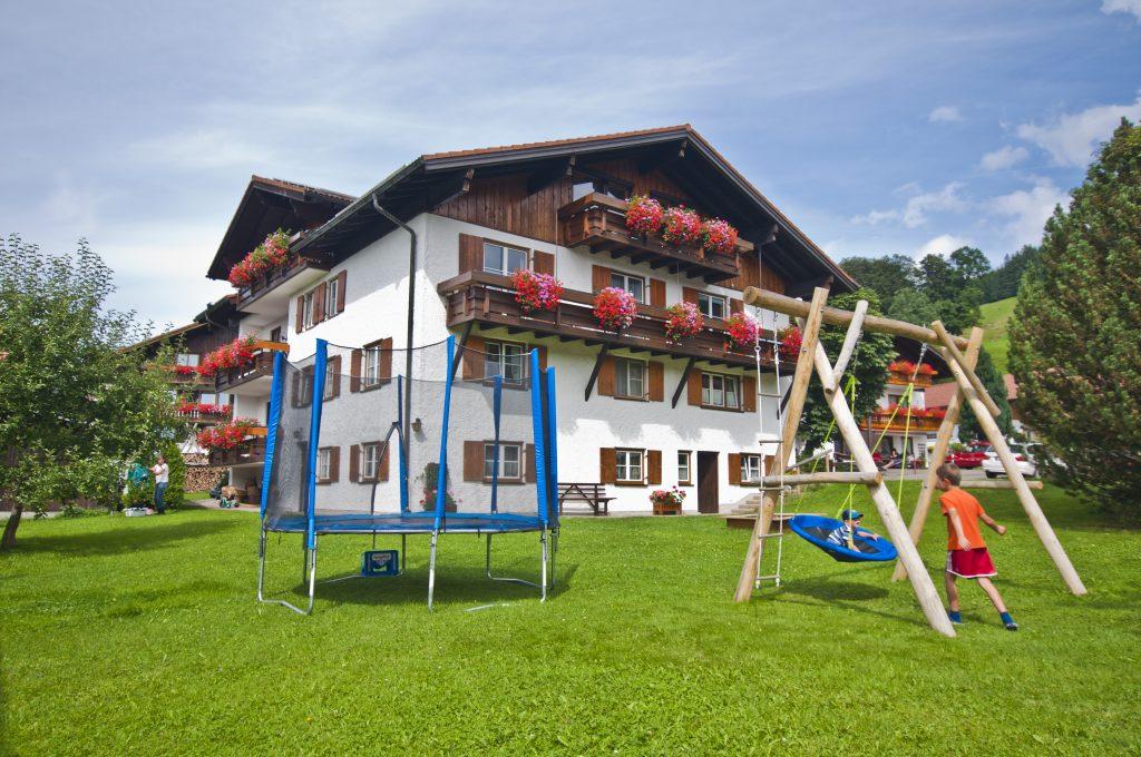 Ferienwohnungen Schöllang