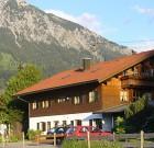 Ferienwohnungen im Ferienhaus, kurz vor Oberstdorf